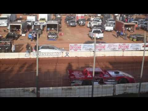 Stock outlaw RWYB at Cherokee speedway