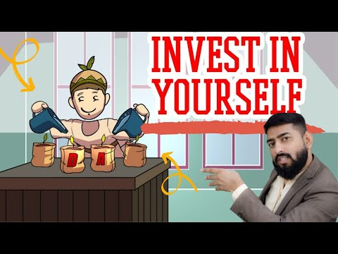 Invest In Yourself Before Invest In Forex Market In URDU/Hindi [Part 1]