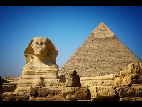 Sphinx is PROOF pyramids were built by 'alien civilisation with futuristic technology'