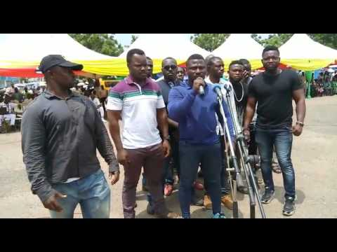 NPP Invincible Forces ready to cause mayhem in Ghana