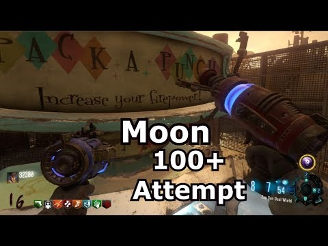 Moon Remastered 100+ Attempt Zombies Chronicles