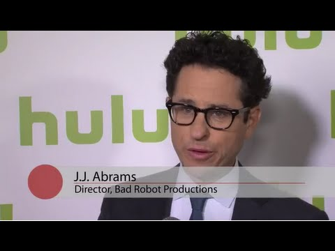 director-j.j.-abrams-on-stephen-king's-digital-series-starring-james-franco,-at-hulu-2015-newfront