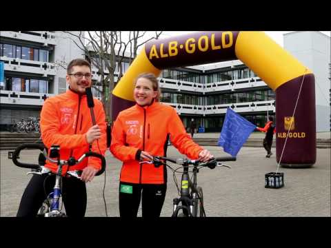 ESB Cycling for Charity Spendenradtour 2017