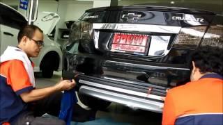 видео Купить тюнинг обвес Chevrolet Cruze