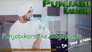 Do you know punjabi song karaoke || punjabikaraoke blogspot in ||