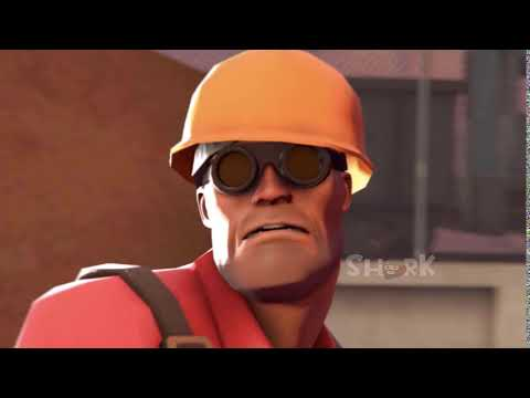 When You Try To Build A Sentry As Engineer ( Tf2 SAD! Ooga Cgaka Meme)