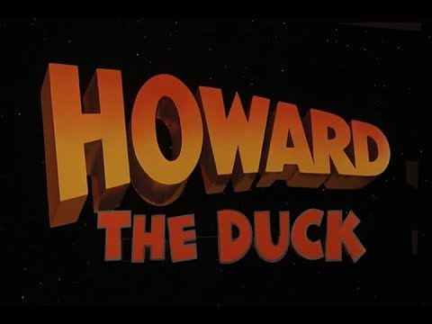 Howard the Duck - Good Bad Flicks