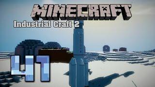 Minecraft с модами 41 Полет в космос. Финальный выпуск