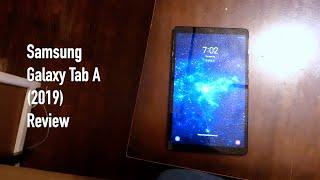 Samsung Galaxy Tab A 2019 Review