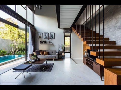 [Dwell] ครึ่งเหล็กครึ่งปูน ความลงตัวของบ้านหลังย่อม : Balance of house / designed by PIJIC Architect