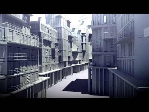 Free Procedural Buildings Generator Released for 3D Max