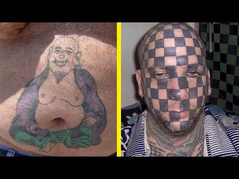 The Most Hilariously Bad Tattoos Ever Seen Mp3
