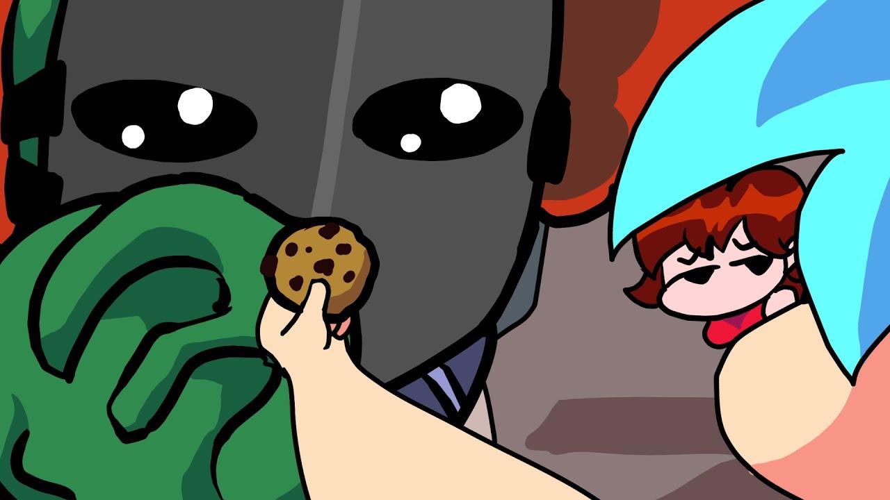 트리키 쿠키 | 프라이데이 나이트 펌킨