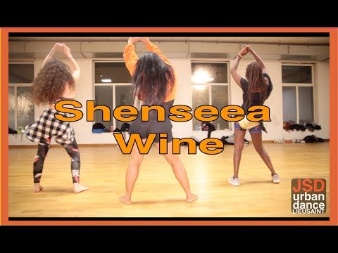 Shenseea  Boom Boom - Wine (Jeff Fby Remix)@Stéphanie Moraux Rakotobe//JSD Urban Dance