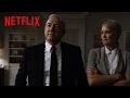 """Frank Underwood nos conforta: não precisamos ter medo de nada em """"House of Cards"""""""
