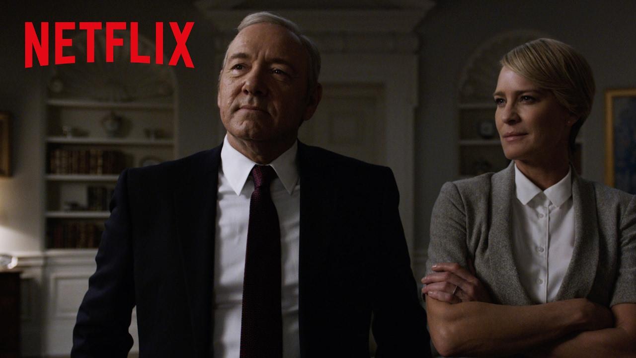 Resultado de imagem para House of Cards | Site Oficial Netflix