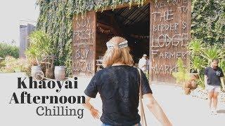 泰國考艾Khaoyai 推薦景點|自由行|祕境景點|vlog| เที่ยวเล่น ชิลๆ ...