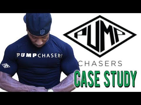 Pump Chasers Brand Case Study