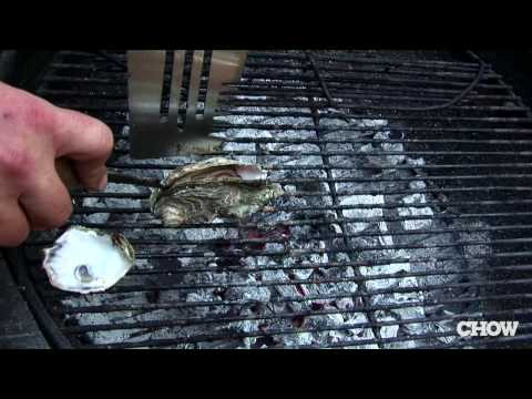 Barbecuing Oysters - CHOW Tip