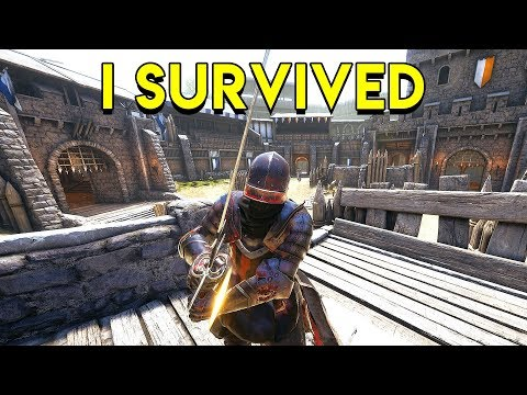 I Can't Believe I Survived This - Mordhau (Frontline Gameplay)