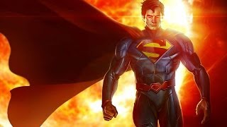 Infinite Crisis - Behind the Voice - Troy Baker as Superman