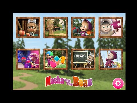 Marsha And The Bear 💖 Android Game💖