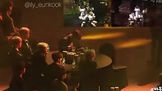 BTS reaction to GFRIEND [Time For The Moon Night] Seoul Music Awards 28th 2019 (190115)