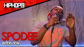 "Spodee Talks Hustle Gang, Advice From T.I., ""G.D.OD 2"" & More With HHS1987"