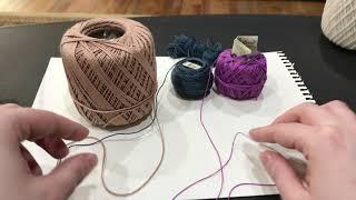 Understanding Crochet Thread