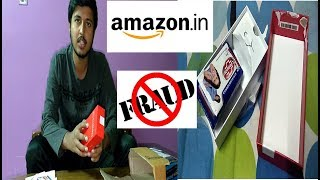 AMAZON INDIA fraud : LOST Rs 9000, Lifebuoy soap in MI REDMI Y1 32 gb packet - 19 NOV 17