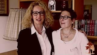 """""""Schwanger und Arbeit?""""....Video-Tagebuch """"Wir in Rabenau"""", Seniorenhaus Lumdatal, Folge 1"""
