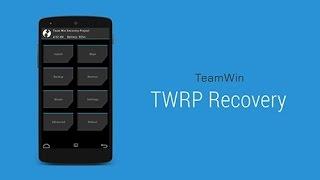 Что такоеTWRP recovery