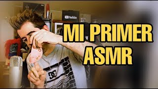 mi primer ASMR espero k os guste - AuronPlay