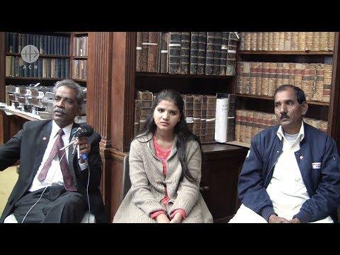 Ashiq Masih, husband of Asia Bibi, gave an interview to ACN