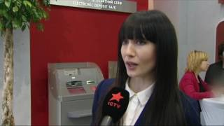 Открытие инновационного отделения ПроКредит Банка в Киеве