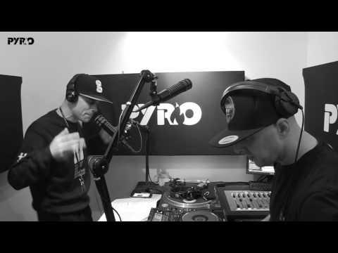 DJ SLY & MC Shabba D - PyroRadio.com - (08/08/2016)