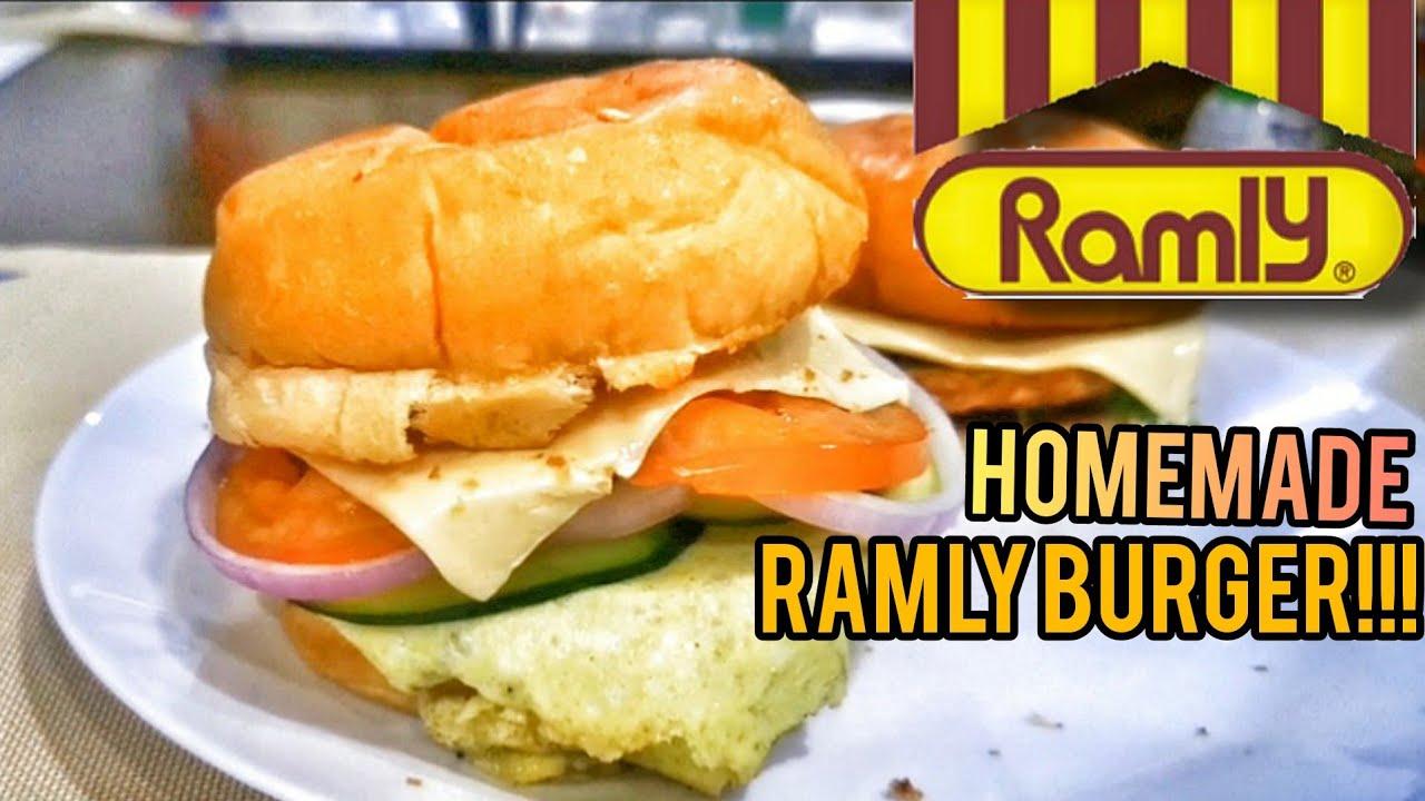Download HOW TO MAKE RAMLY BURGER ~ MALAYSIAN'S STYLE BURGER🍔马来西亚街边小吃😋教你如何自家煮美味的Ramly Burger