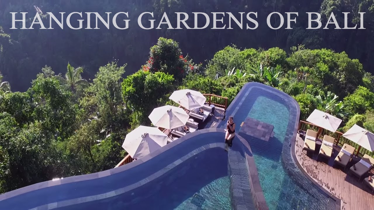 the hanging gardens of bali youtube. Black Bedroom Furniture Sets. Home Design Ideas