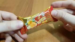 Обзор конфет Курага с орехом ТМ Балу. kuraga oreh balu