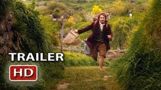 The Hobbit Official Trailer # 1 HD