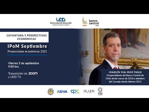 Presentación IPoM septiembre 2021