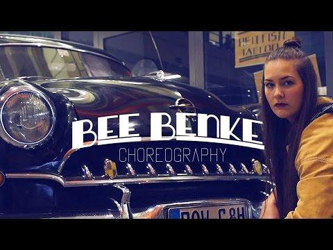 Azealia Banks ft. Pharrell - Atm Jam (Kaytranada Remix) l Bee Benke Choreography 2016