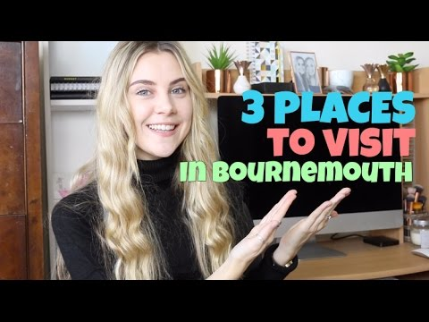 3 Places to Visit in Bournemouth