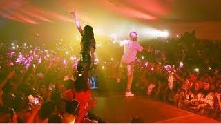 Highlights of Tiwa Savage performing at BBK Homecoming