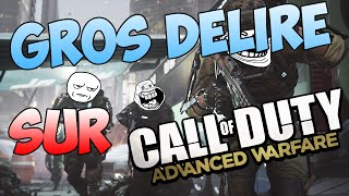 GROS DELIRE SUR ADVANCED WARFARE - FUNTAGE