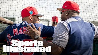 David Ortiz Shares Thoughts On Giancarlo Stanton & Aaron Judge | SI NOW | Sports Illustrated thumbnail