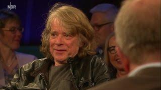 Helge Schneider in der NDR Talkshow am 07.04.2017