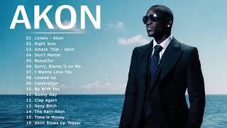 Akon Best Songs |  Akon Greatest Hits Full Album 2021