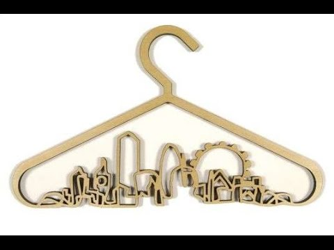 how to select clothes hangers wholesale - YouTube