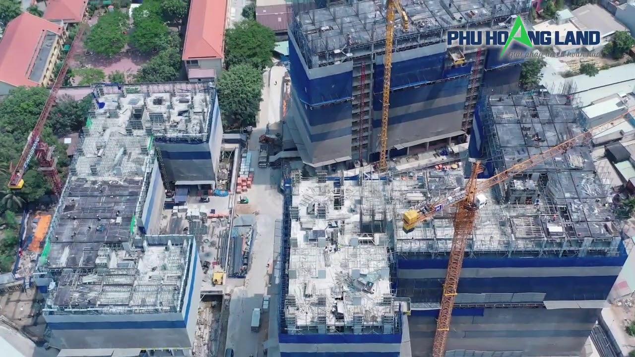 [TẠP CHÍ BẤT ĐỘNG SẢN] Tiến trình xây dựng IMPERIAL PLACE BÌNH TÂN